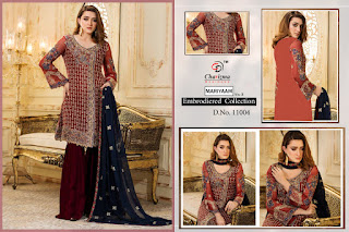 Charizma mariyaam vol 3 Embroidered Collection pakistani suits wholesaler