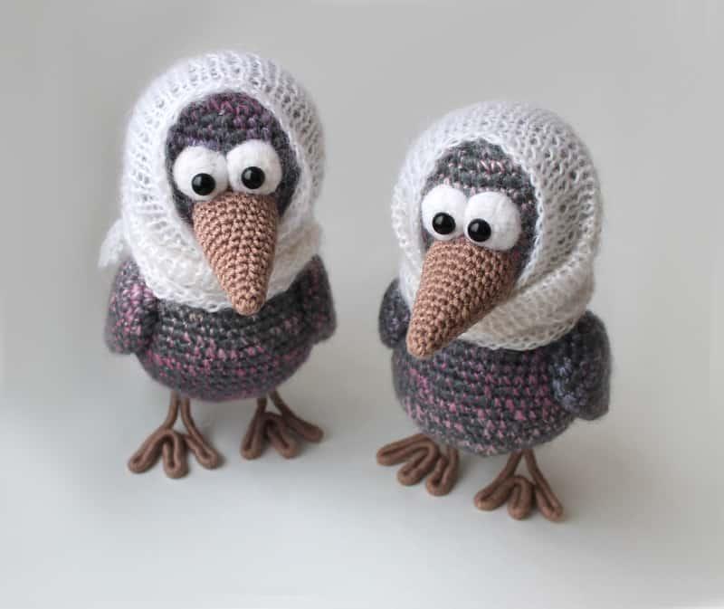 Crochet Lion Amigurumi Pattern - Free - Ami Amour   673x800