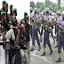 Police, Navy clash in Lagos.
