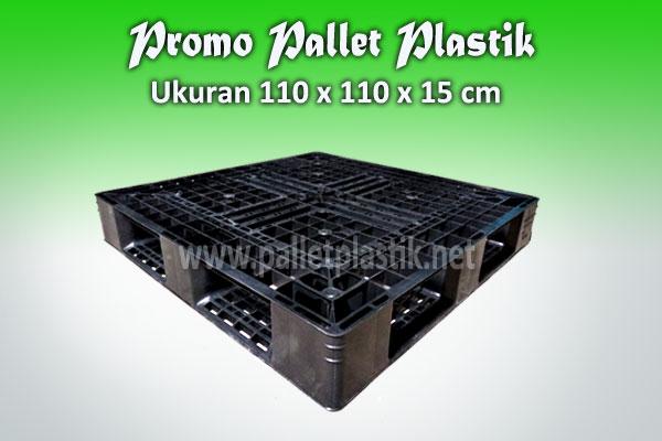 Pallet plastik sanko 110 x 110 x 15 cm promo