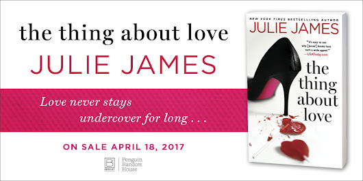 The Thing About Love + Exclusive Excerpt