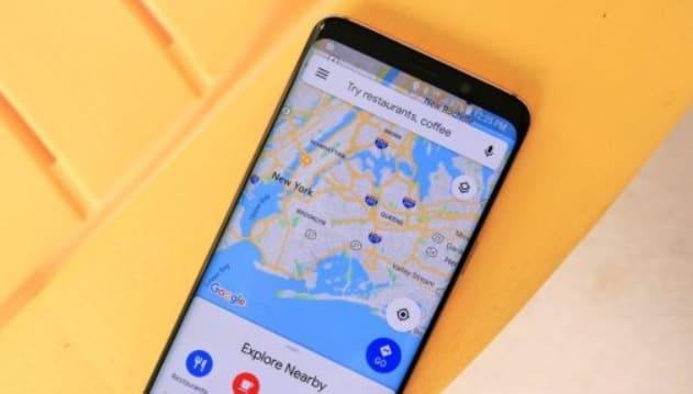 Google تغيير GPS في هاتفك إلى 180 درجة و بنسبة تصل إلى 75٪