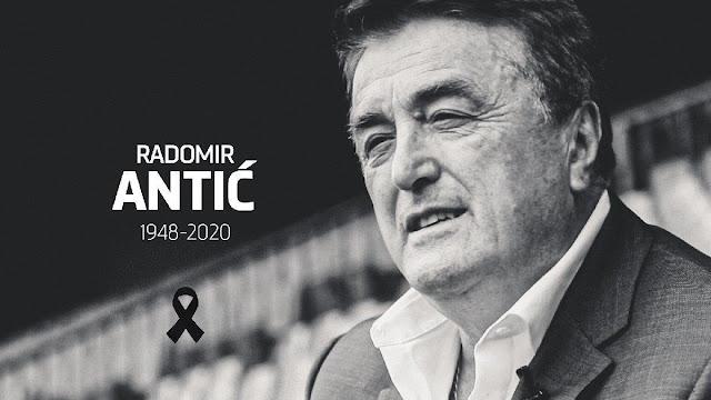 Rest In Peace Radomir Antic