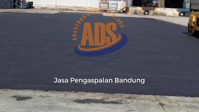 Pemborong Jasa Aspal Hotmix Bandung