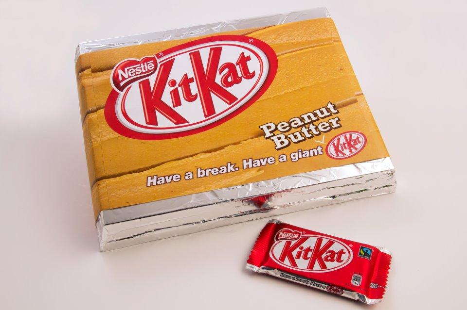 Kit Kat Peanut Butter