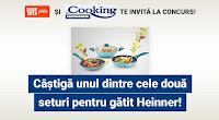 Castiga doua seturi Cooking by Heinner