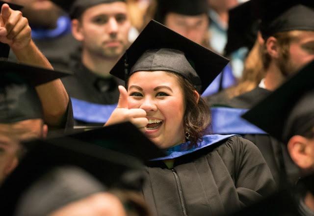 Convocation Congrats! June 6: Education, Native Studies
