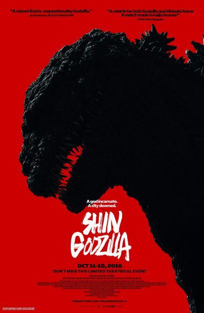 Xem Phim Godzilla Hồi Sinh 2016