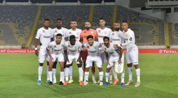 الرجاء البيضاوي يعلن عدم قدرته على السفر إلى مصر