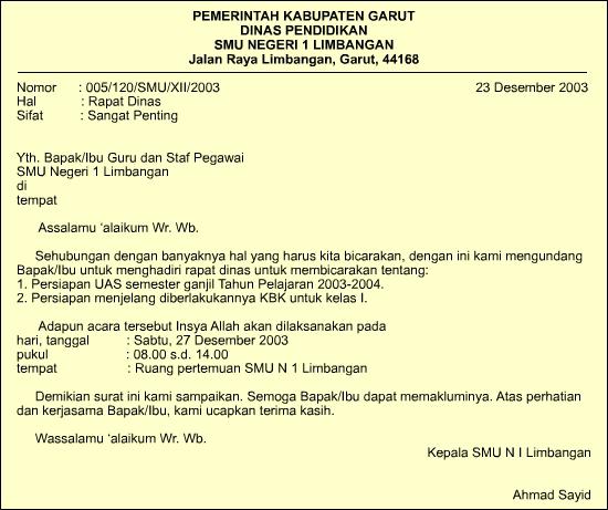 jenis jenis karangan bahasa indonesia