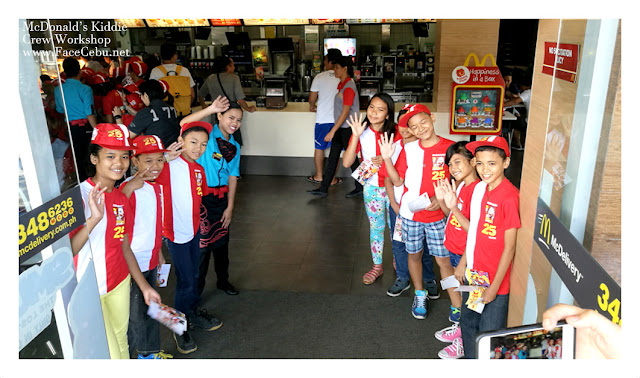 McDonald's Kiddie Crew Workshop Cebu