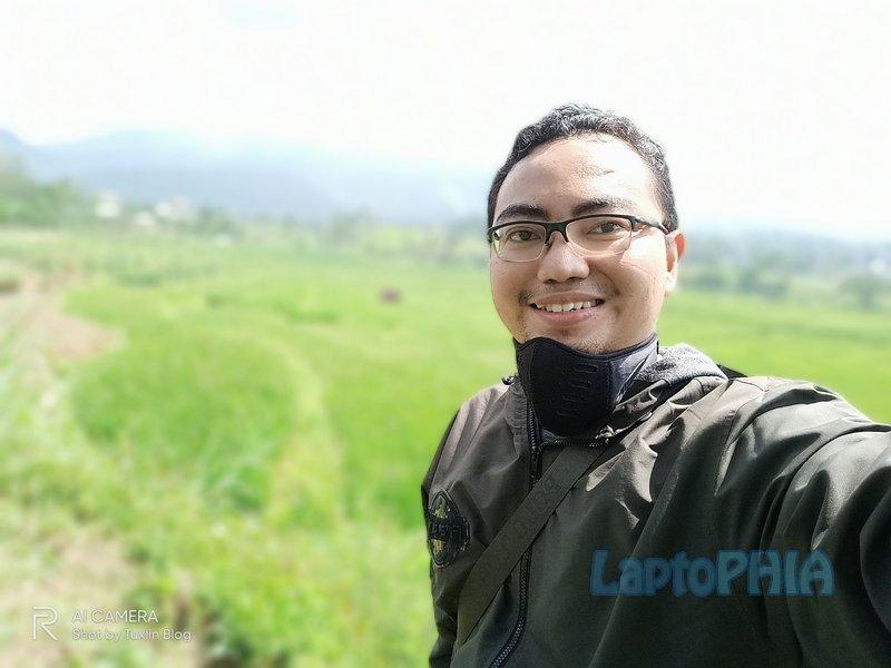 Hasil Foto Kamera Depan Realme Narzo