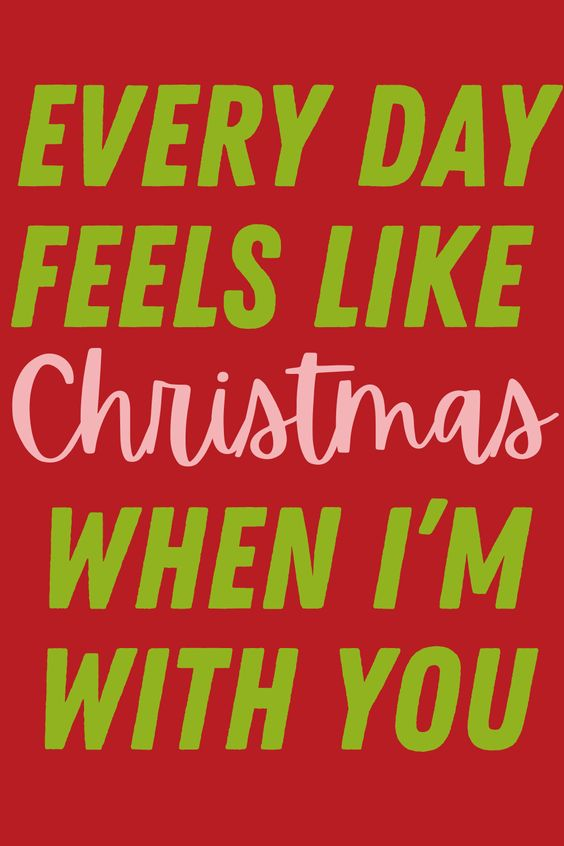 Love quotes and messages for Christmas