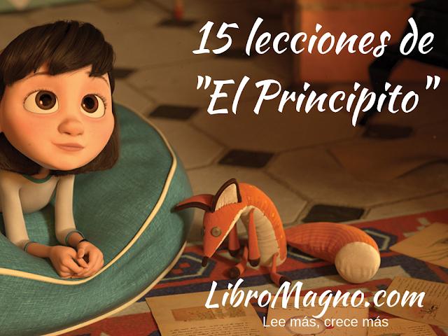 """15 Lecciones de """"El Principito"""""""