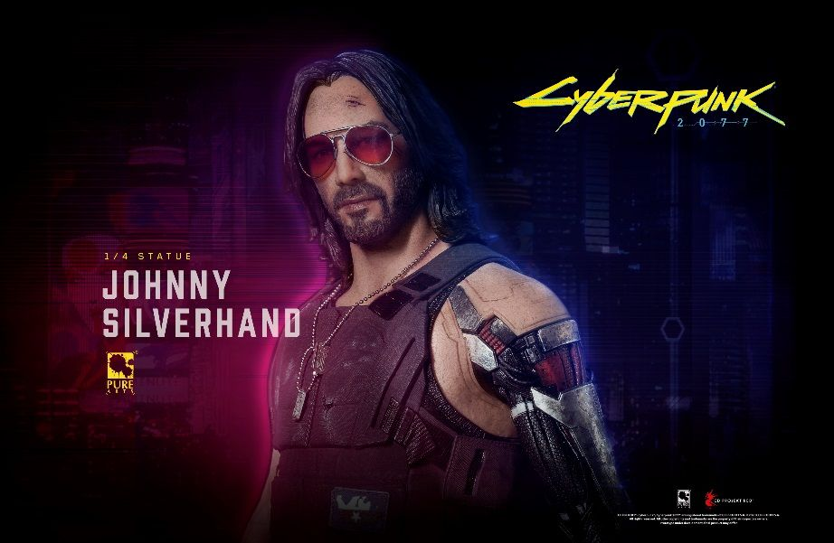 Cyberpunk 2077 - Johnny Silverhands clothes and weapon: How to get her one-time clothes set