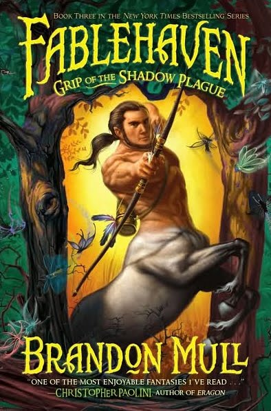 Series Books for Girls: The Fablehaven Series Part 2