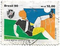 Selo Club de Regatas Vasco da Gama, RJ
