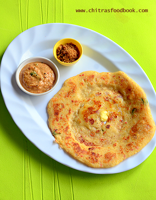 Rava adai recipe