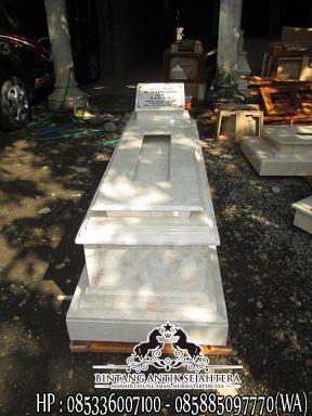 Harga Kijing Kuburan Marmer, Makam Batu Marmer, Jual Makam Marmer