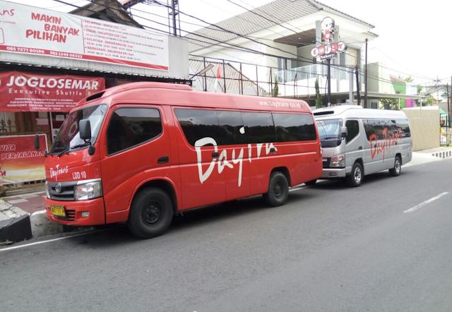 Travel Daytrans Salatiga