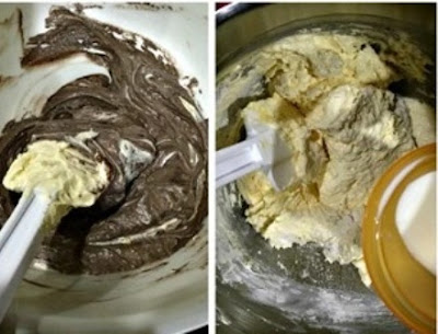 ماربل كيك Marble Cake