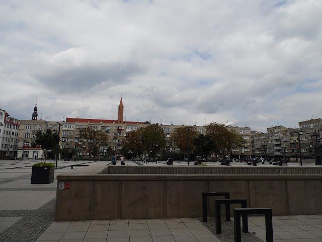 Wrocław, plac Nowy Targ