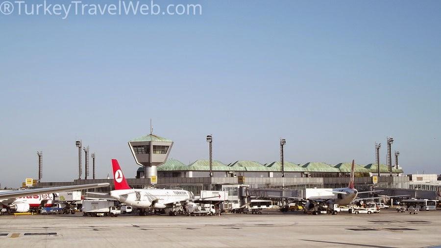 Стамбульский аэропорт Ататюрка