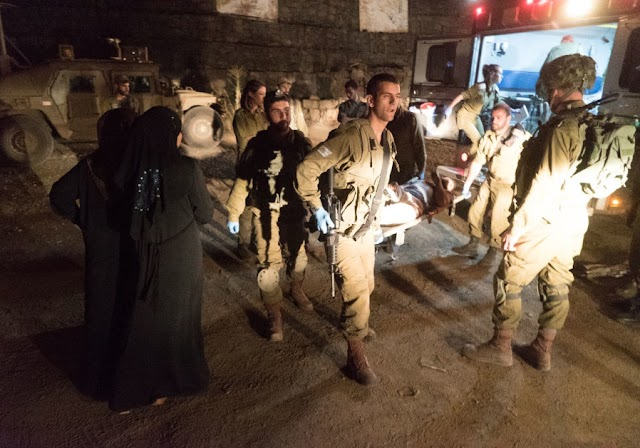 IDF CONFIRMS: ISRAEL PROVIDED LIGHT-WEAPONS TO SYRIAN REBELS