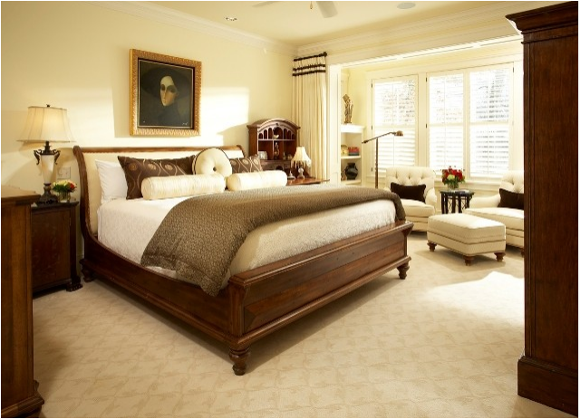 Traditional Bedroom Design Ideas