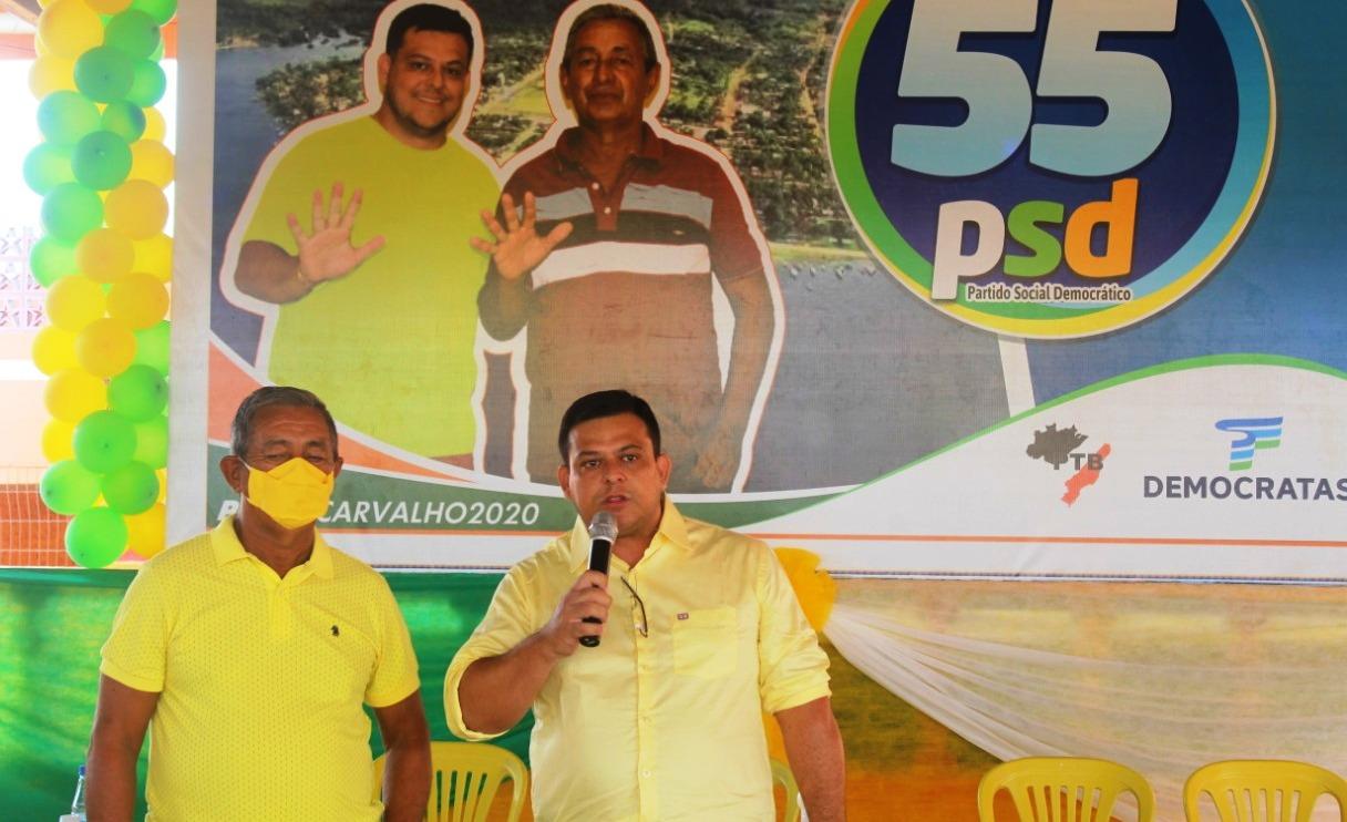 PSD lança jovem empresário para impedir continuação de grupo familiar na prefeitura
