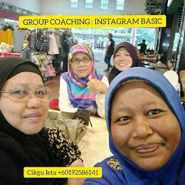 Group Coaching Instagram Basic.