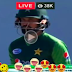 Mobilecric Pak vs SL 2nd Test Smartcric Live Updates Score Stream 2019