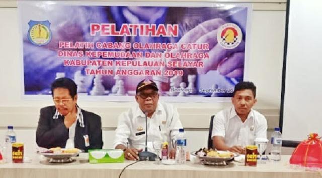 Inilah Harapan Besar Percasi Kabupaten Kepulauan Selayar