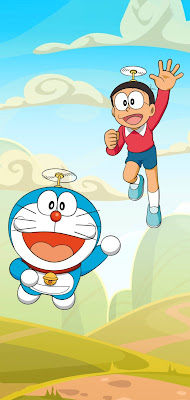 Wallpaper Doraemon HD 4