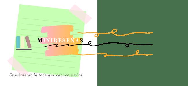 Cartel minireseñas largo