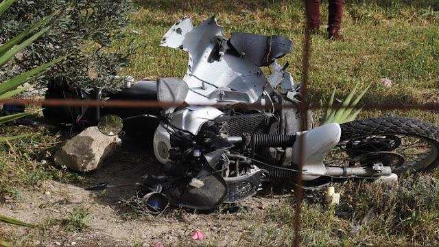 Θανατηφόρο τροχαίο στην Αργολίδα - 26χρονος οδηγός μηχανής έχασε την ζωή του