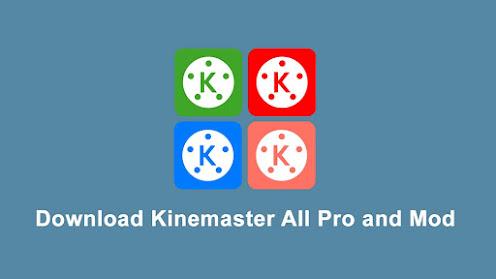 Free download Kinemaster Pro dan Mod Gratis