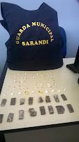 Traficante abandona sacola com drogas e foge da Guarda Municipal em Sarandi (PR)