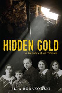 Hidden Gold Ella Burakowski