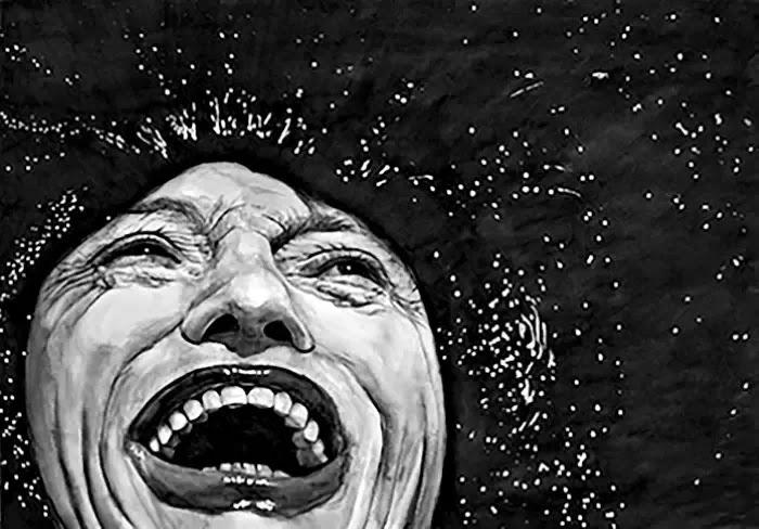 Человеческие эмоции. Gwen Manfrin