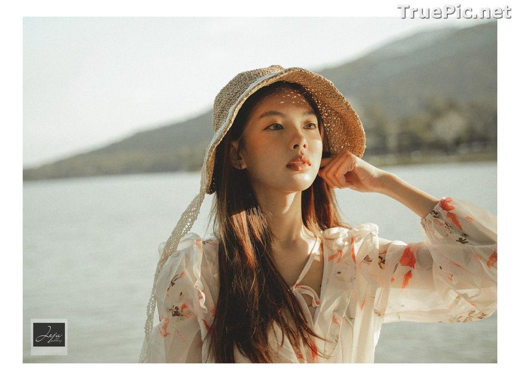 Image Thailand Hot Model - Nut Theerarat - Nutwch Black Pink - TruePic.net - Picture-6
