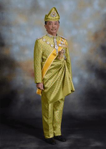 Tengku Mahkota Tengku Abdullah Sultan Pahang ke 6