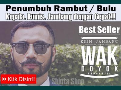 Wak doyok best seller