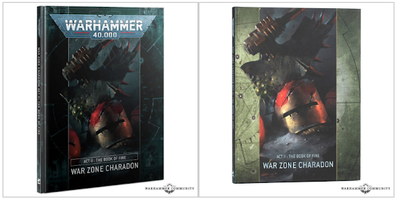Warzone Charadon Act II Book of Fire