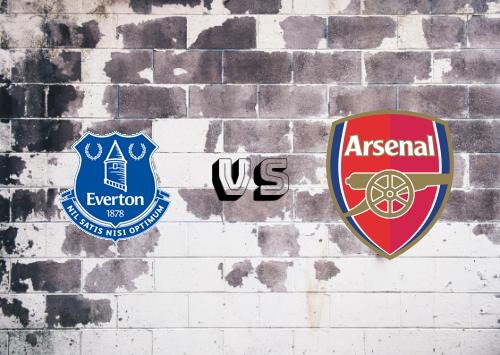 Everton vs Arsenal  Resumen y Partido Completo