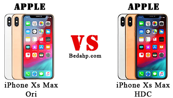 Cara Membedakan iPhone Xs Max Asli (Ori) dan KW (Palsu)