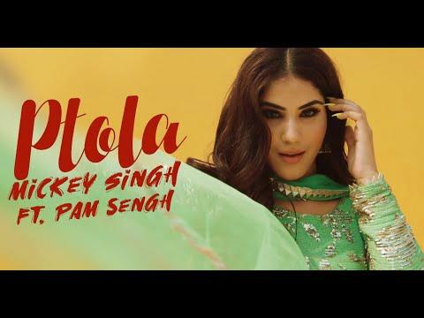 Patola Lyrics in English - Mickey Singh x Pam Sengh | Punjabi Song 2020