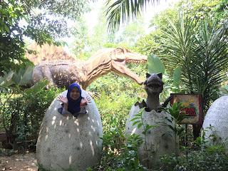 Taman Legenda Petualangan Dinosaurus