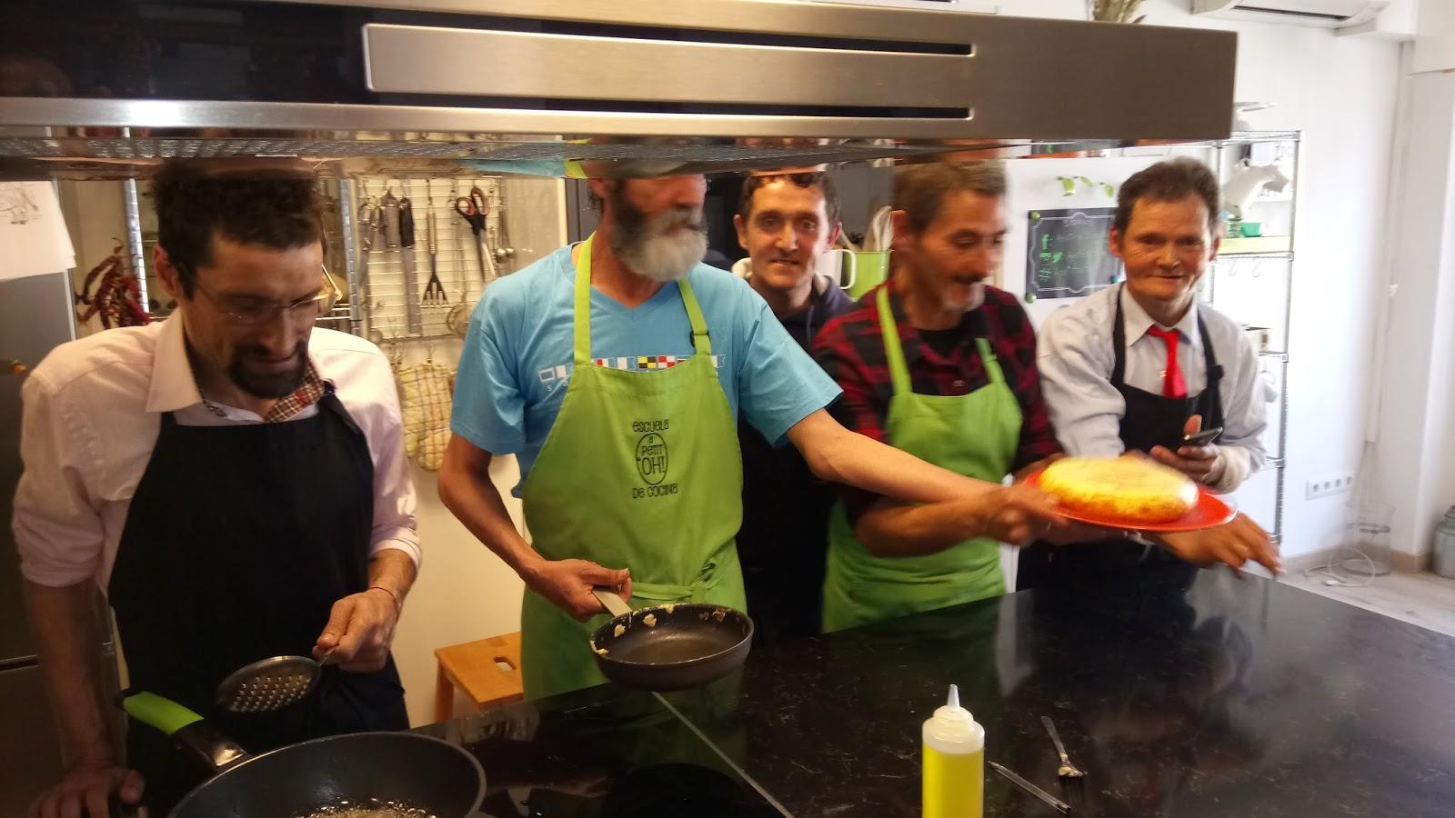Blogcreados taller de cocina en la escuela de cocina for Escuela de cocina