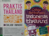 Buku-buku dan Kamus Bahasa Thailand